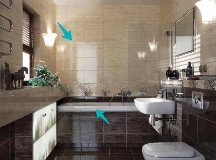 какую плитку выбрать на пол в ванную
