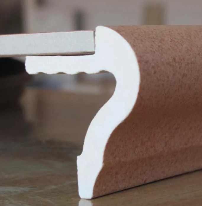 керамический профиль для керамогранита