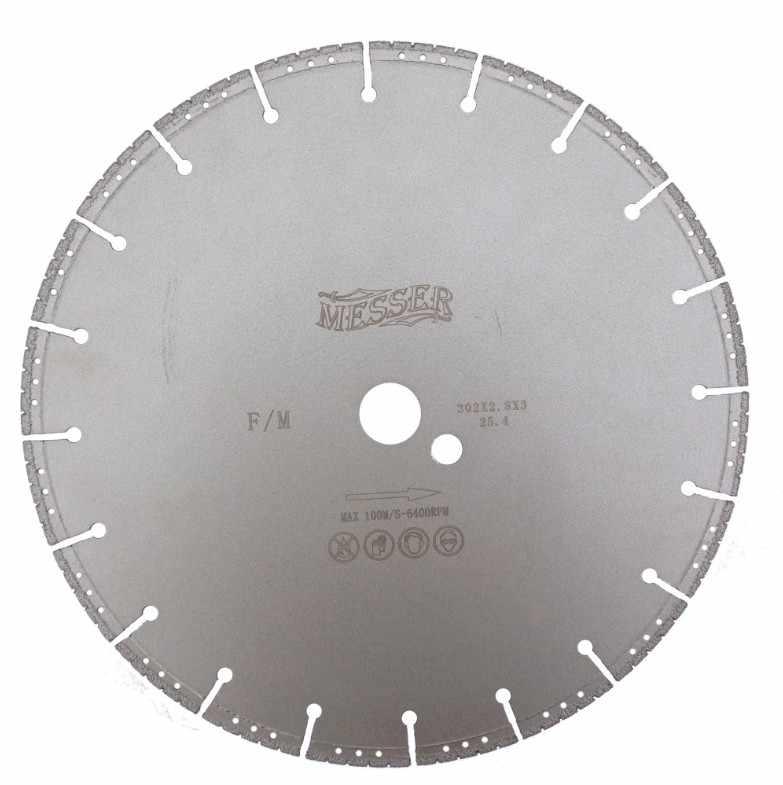 Комбинированный диск для болгарки