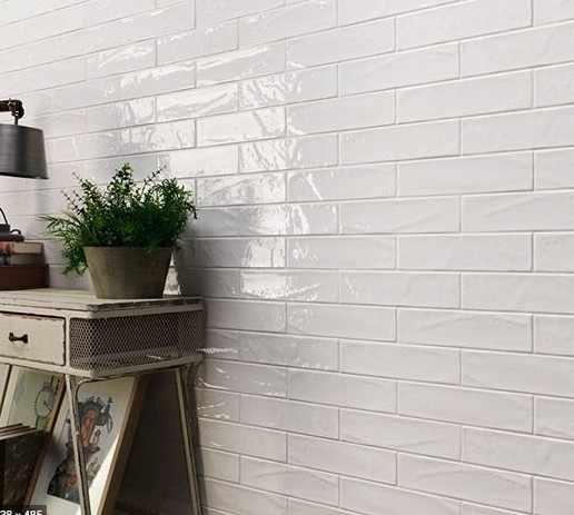 керамическая плитка 200х300 белая