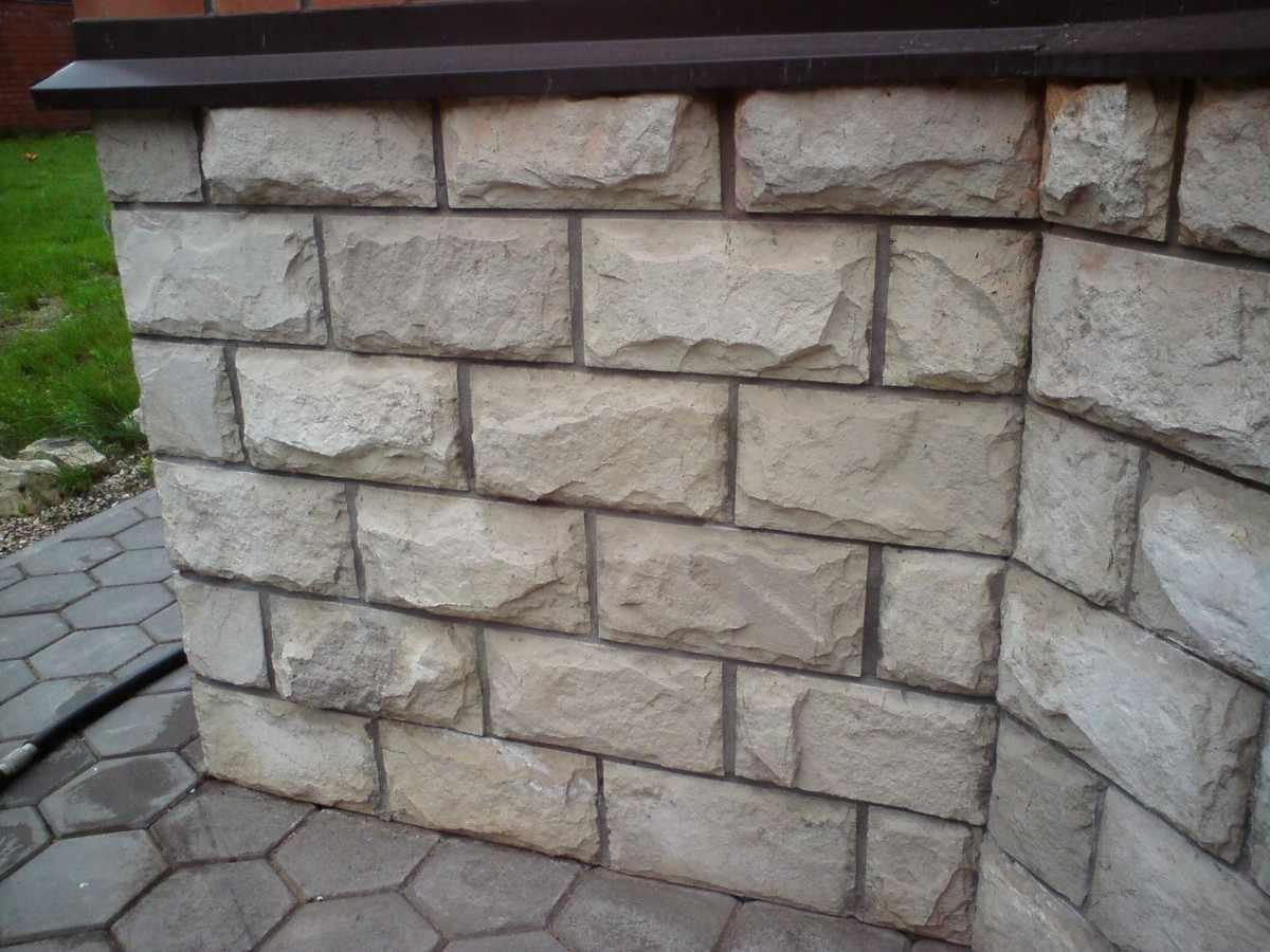 облицовочная плитка для фасада доломитовая