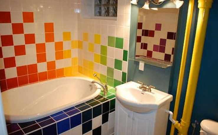 выбрать плитку для ванной
