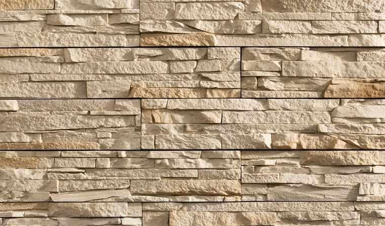 облицовочная плитка для фасада из натурального камня