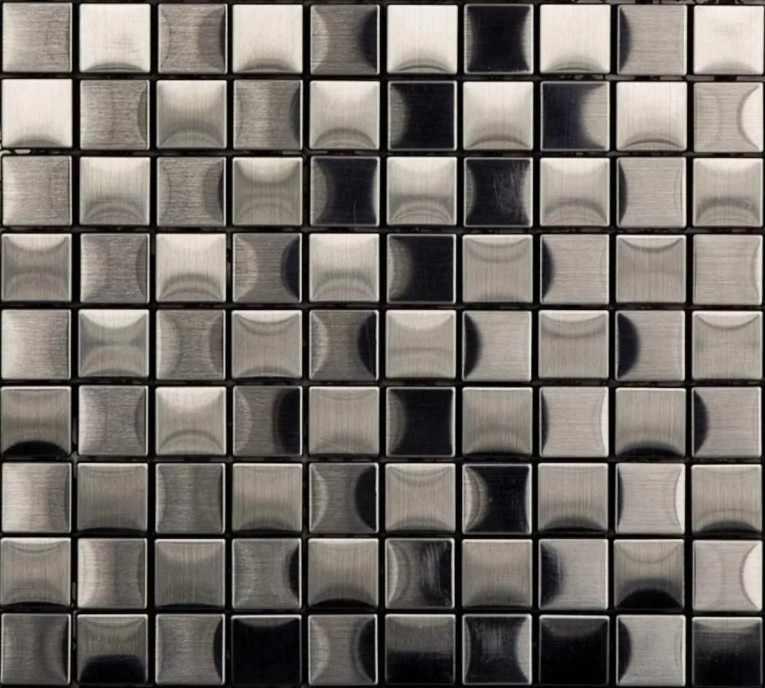 металлическая мозаика