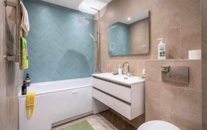 какую плитку выбрать в ванную комнату