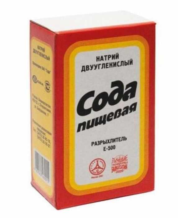 Сода для очистки плитки