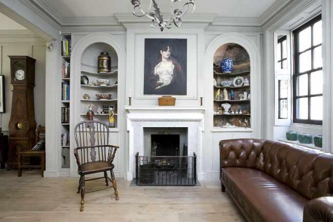 Английский стиль интерьера: история, отделка и многое другое (более 65 фото)