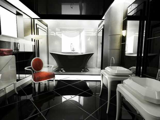 Стиль интерьера Ар-деко: роскошно и эффектно (70+ фото)