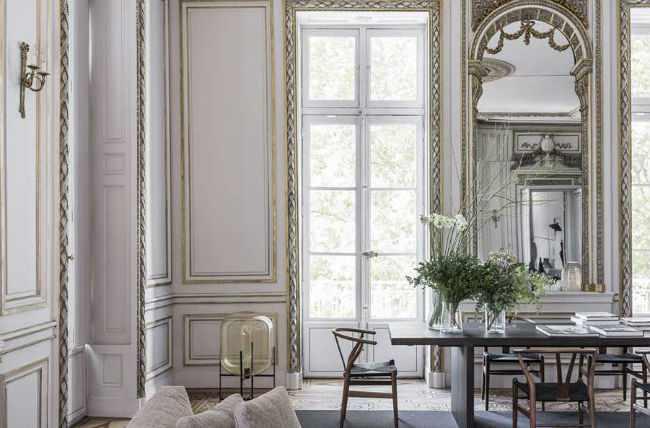 Французский стиль в интерьере дома или квартиры (более 80 фото )
