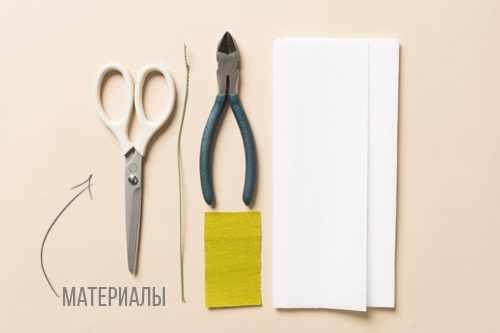 Нарциссы своими руками из разных материалов (5 мастер-классов)