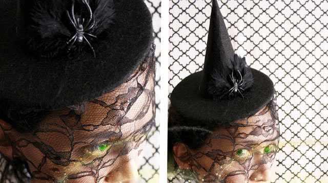 Как сделать шляпу ведьмы своими руками на Хэллоуин