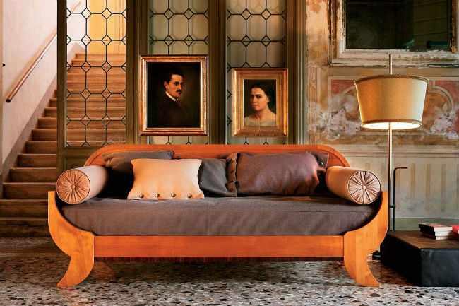 Бидермейер в интерьере: описание стиля, отделка, мебель, декор