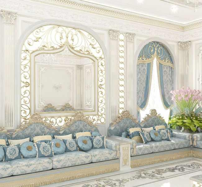 Дизайн в Арабском стиле.