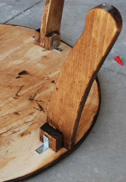 Как сделать столик из покрышки своими руками (мастер-класс)