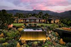 Калифорнийская вилла в Этническом стиле - уютно и эффектно