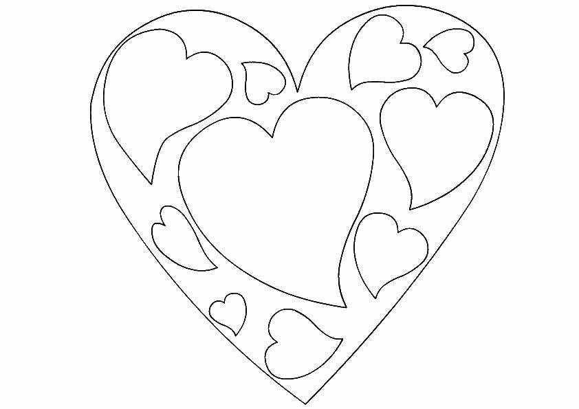 Как сделать сердце из бумаги (7 лучших мастер-классов + шаблоны)