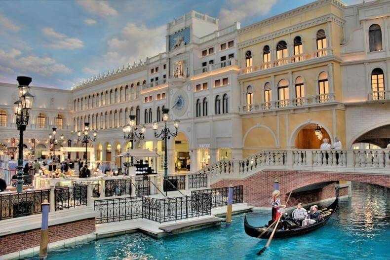 The Venetian, Лас-Вегас