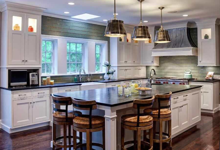 Дизайн американской кухни