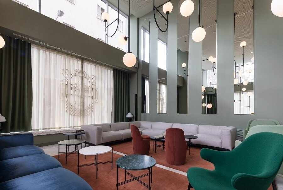 Барсело Торре де Мадрид отель