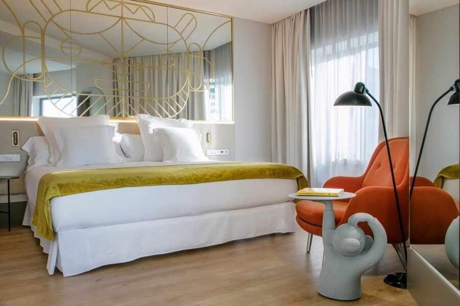 Барсело Торре де Мадрид отель номер
