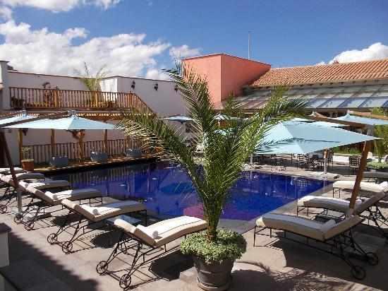 Шикарный отель Cusco Palacio Nazarenas