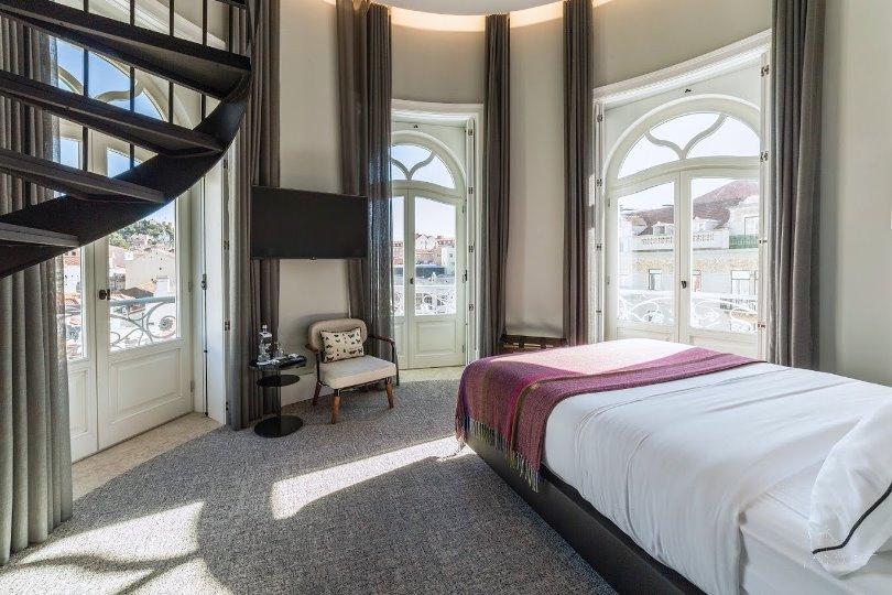 Отель 1908 Lisboa
