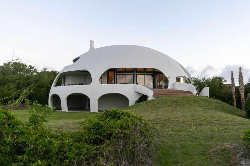 Сферический дом