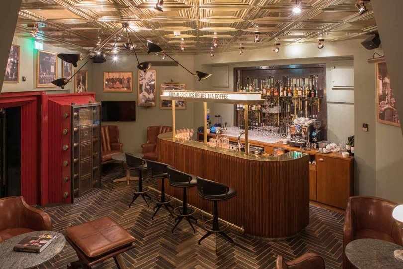 Подпольный бар