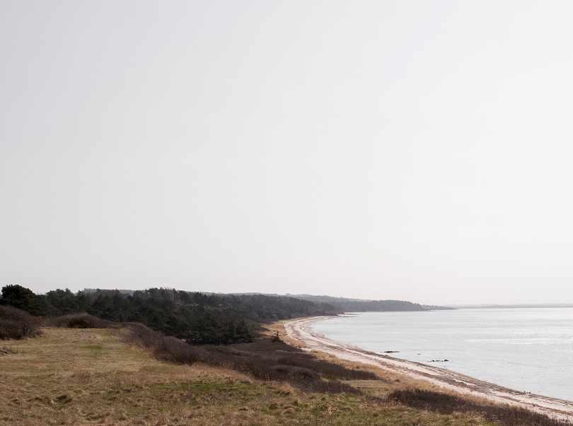 Побережье Дании