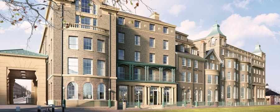 Отель University Arms