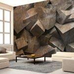 Сочетание белой мебели и серого ковра