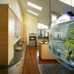 Подвесной аквариум
