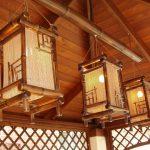 Бамбуковые люстры