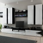 Комната с современным дизайном