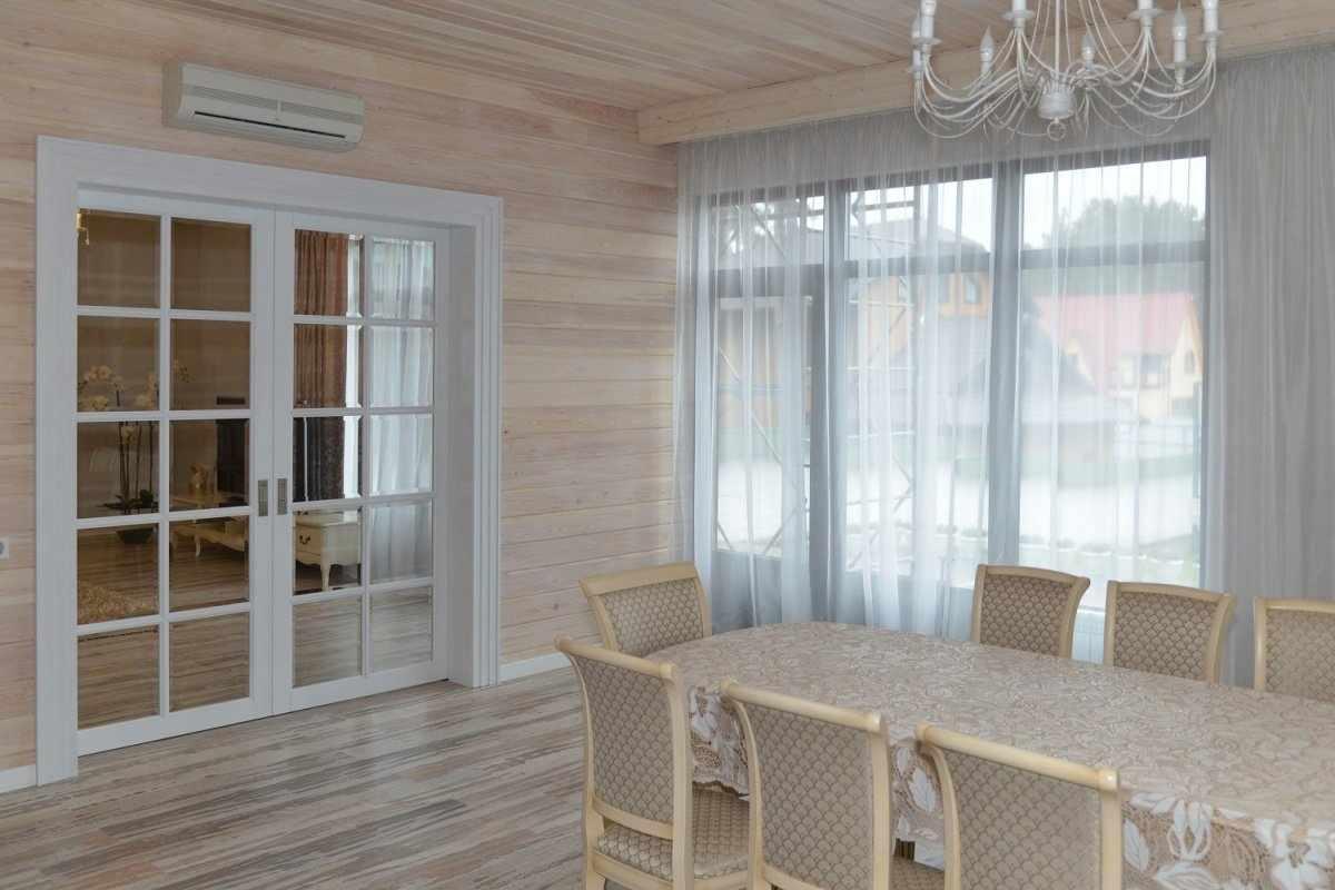 Функциональные раздвижные двери для дома