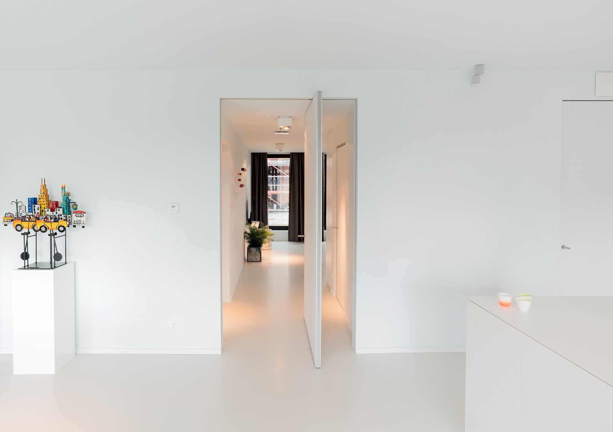 Минимализм в интерьере комнаты
