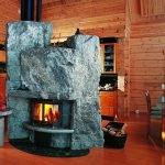 Печь-камин