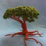 Делаем корни