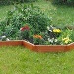 Садовая доска для грядок