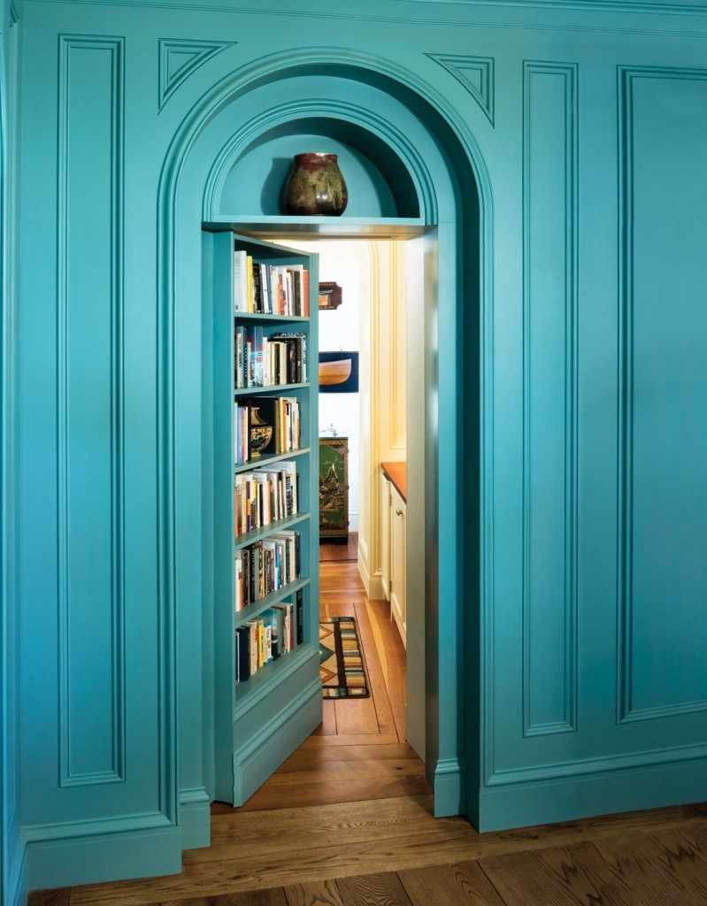 Секретная дверь