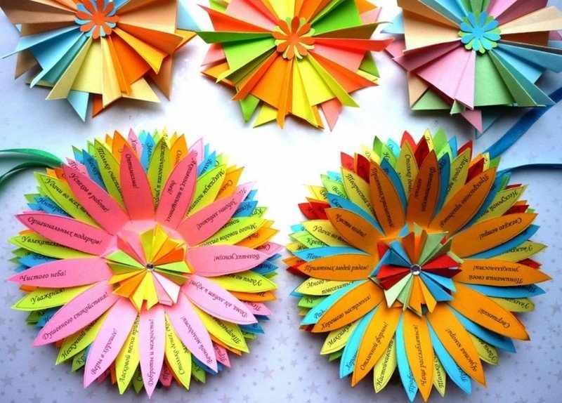 Букеты из мелких цветов и соцветий