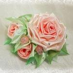 Розовый атлас