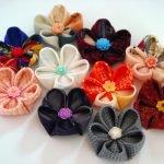 Ситцевые цветы