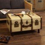 Чайный столик у дивана