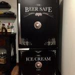 Креативный холодильник