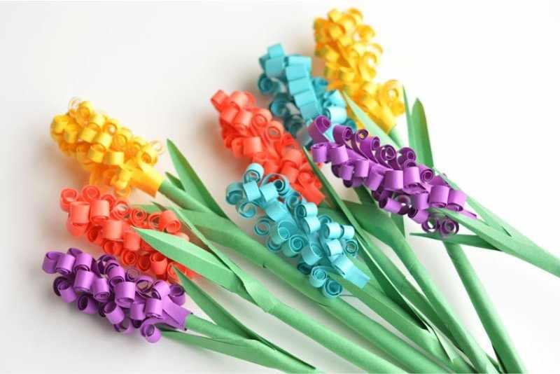 Готовые цветы