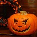 Тыква на «Хеллоуин»