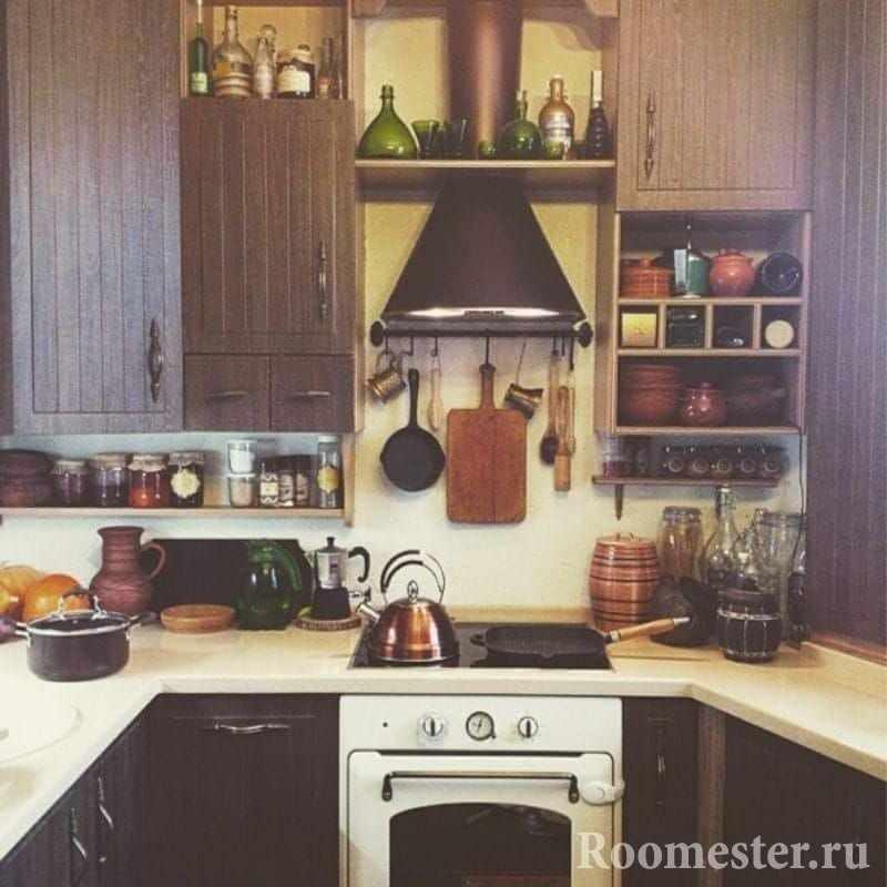 Предметы декора на кухне