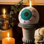 Глаз с фетилем