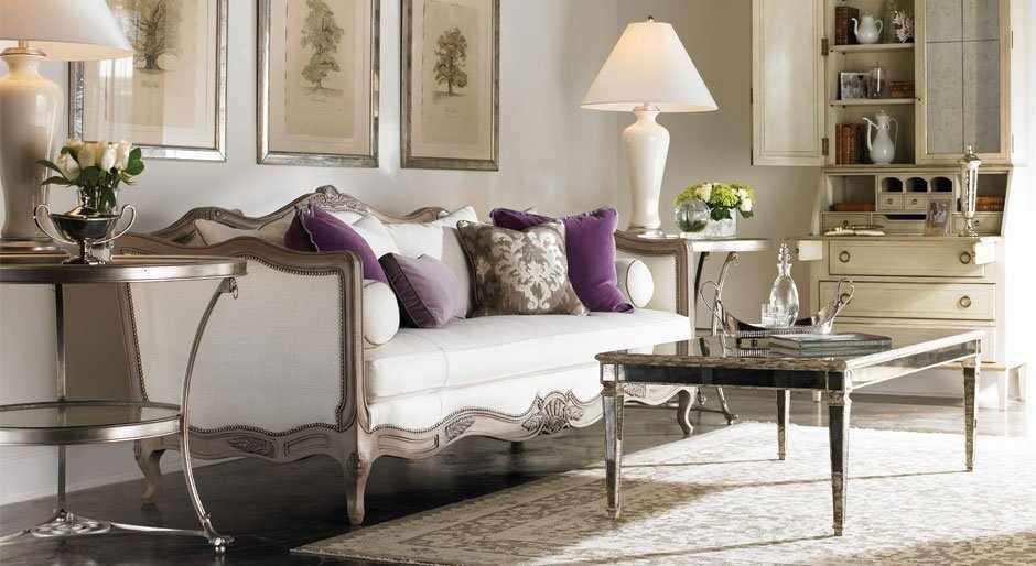 Дизайн комнаты в винтажном стиле